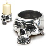 Night Guardian Votive Candle Holder