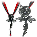 Rose of Passion Pendant