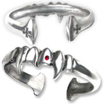Vamp Bangle Bracelet