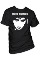 Siouxsie And The Banshees - Face T-shirt