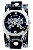 Skull Dragon Serpent Watch